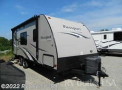 Used 2016  Keystone Passport 195RB by Keystone from RV Outlet USA in Ringgold, VA