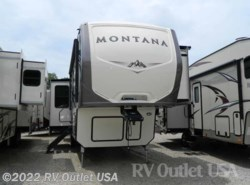 New 2018  Keystone Montana 3791RD by Keystone from RV Outlet USA in Ringgold, VA