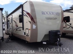 New 2018  Forest River Rockwood Signature Ultra Lite 8310SS by Forest River from RV Outlet USA in Ringgold, VA