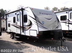 New 2018  Keystone Passport Ultra Lite 199ML by Keystone from RV Outlet USA in Ringgold, VA
