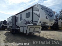 New 2018  Keystone Carbon 347 by Keystone from RV Outlet USA in Ringgold, VA