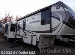 Used 2016  Keystone Montana 3791RD by Keystone from RV Outlet USA in Ringgold, VA