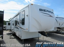 Used 2010 Forest River Sierra 35LOFT available in Ringgold, Virginia