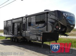 New 2016  Heartland RV Cyclone CY 4200 by Heartland RV from i94 RV in Wadsworth, IL