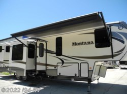 New 2016 Keystone Montana 3790RD available in Wadsworth, Illinois