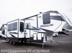 New 2017  Grand Design Momentum M-Class 349M by Grand Design from B Young RV in Milwaukie, OR