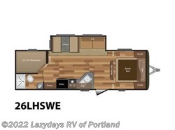New 2017 Keystone Hideout 26LHSWE available in Milwaukie, Oregon