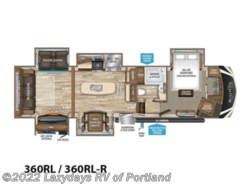 New 2018  Grand Design Solitude 360RL / 360RL-R by Grand Design from B Young RV in Milwaukie, OR