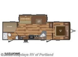 New 2018  Keystone Hideout 28BHSWE by Keystone from B Young RV in Milwaukie, OR