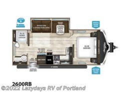 New 2018  Grand Design Imagine 2600RB by Grand Design from B Young RV in Milwaukie, OR