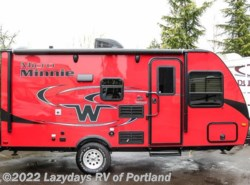 New 2018  Winnebago Micro Minnie 1700BH by Winnebago from B Young RV in Milwaukie, OR