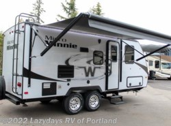 New 2019  Winnebago Micro Minnie 2108DS by Winnebago from B Young RV in Milwaukie, OR