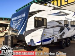 New 2016  Forest River Sandstorm 180Slc by Forest River from Dennis Dillon RV & Marine Center in Boise, ID