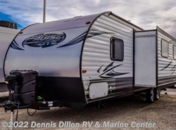 Used 2015  Forest River  Cruise Lite 262Bhxl by Forest River from Dennis Dillon RV & Marine Center in Boise, ID