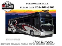 New 2018  Thor Motor Coach Tuscany 40Dx by Thor Motor Coach from Dennis Dillon RV & Marine Center in Boise, ID