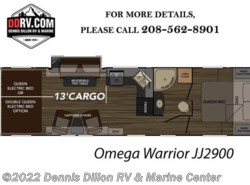 New 2019  Miscellaneous  Omega Warrior Jj2900  by Miscellaneous from Dennis Dillon RV & Marine Center in Boise, ID