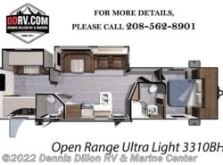 New 2018  Open Range Ultra Lite 3310Bh by Open Range from Dennis Dillon RV & Marine Center in Boise, ID