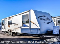 Used 2012  Forest River Surveyor Sp293 by Forest River from Dennis Dillon RV & Marine Center in Boise, ID