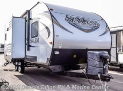 Used 2015  Forest River Salem 23Rbs by Forest River from Dennis Dillon RV & Marine Center in Boise, ID