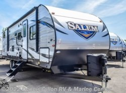 New 2019  Forest River Salem 28Ckds by Forest River from Dennis Dillon RV & Marine Center in Boise, ID