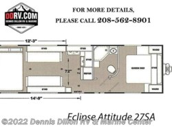New 2019 Eclipse Attitude 27Sa available in Boise, Idaho