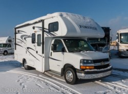 Used 2016  Forest River Forester 2251 by Forest River from Motorhomes 2 Go in Grand Rapids, MI