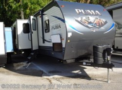 New 2018  Palomino Puma 31BHQB by Palomino from Gerzeny's RV World of Nokomis in Nokomis, FL