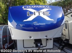New 2018  Coachmen Chaparral 295XL by Coachmen from Gerzeny's RV World of Nokomis in Nokomis, FL