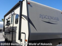 Used 2014  Forest River Rockwood 2304S by Forest River from Gerzeny's RV World of Nokomis in Nokomis, FL