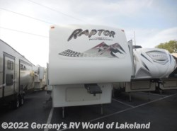 Used 2007  Keystone Raptor  by Keystone from Gerzeny's RV World of Lakeland in Lakeland, FL