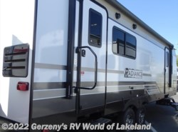New 2018  Cruiser RV Radiance ULTRA LITE 25RK by Cruiser RV from Gerzeny's RV World of Lakeland in Lakeland, FL