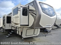 New 2017  Keystone Montana 3711FL by Keystone from Great Escapes RV Center in Gassville, AR
