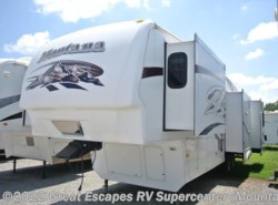 Used 2008  Keystone Montana 3605RL by Keystone from Great Escapes RV Center in Gassville, AR