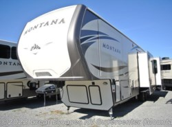 New 2017  Keystone Montana 3660RL by Keystone from Great Escapes RV Center in Gassville, AR