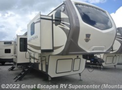 New 2017  Keystone Montana 3820FK by Keystone from Great Escapes RV Center in Gassville, AR