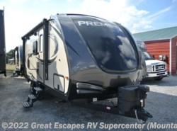 New 2017  Keystone Bullet Premier 19FBPR by Keystone from Great Escapes RV Center in Gassville, AR
