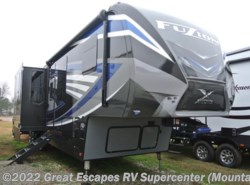 New 2017  Keystone Fuzion 417 by Keystone from Great Escapes RV Center in Gassville, AR