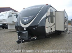 Used 2016  Keystone Bullet Premier 31BHPR by Keystone from Great Escapes RV Center in Gassville, AR