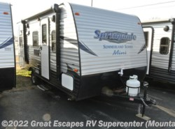 New 2017  Keystone Springdale Summerland Mini 1750RD by Keystone from Great Escapes RV Center in Gassville, AR