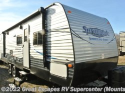 New 2017 Keystone Springdale Summerland 2980BHGS available in Gassville, Arkansas