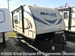 New 2017  Keystone Bullet Crossfire 1800RB by Keystone from Great Escapes RV Center in Gassville, AR