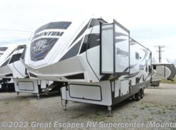 New 2017  Grand Design Momentum M-Class 328M by Grand Design from Great Escapes RV Center in Gassville, AR