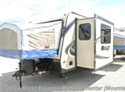 New 2017  Keystone Bullet Crossfire 2190EX by Keystone from Great Escapes RV Center in Gassville, AR
