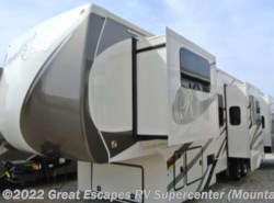 New 2017  Forest River RiverStone 39FK by Forest River from Great Escapes RV Center in Gassville, AR