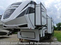 New 2018  Grand Design Momentum M-Class 350M by Grand Design from Great Escapes RV Center in Gassville, AR