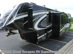 New 2018  Grand Design Momentum 399TH by Grand Design from Great Escapes RV Center in Gassville, AR
