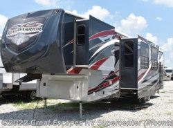 Used 2012  Heartland RV Road Warrior 415 by Heartland RV from Great Escapes RV Center in Gassville, AR