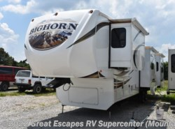 Used 2013  Heartland RV Bighorn BH 3610RE by Heartland RV from Great Escapes RV Center in Gassville, AR
