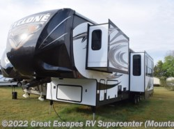 Used 2014  Heartland RV Cyclone CY 4100 by Heartland RV from Great Escapes RV Center in Gassville, AR