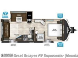 New 2018  Grand Design Imagine 2500RL by Grand Design from Great Escapes RV Center in Gassville, AR